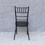 Metallgefäß-Schwarz-Hochzeits-Tiffany-Stühle der gute QualitätsYc-A172-4