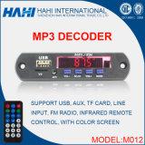 Доска дешифратора MP3 карточки высокого качества USB/TF (M012)
