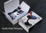 Drahtloses Auto T10 Bluetooth Freisprechübermittler MP3-Musik-Spieler-Empfänger-Adapter des auto-Installationssatz-FM für intelligente Telefone