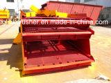Máquina del tamiz vibratorio para la planta de la mina y la planta de mina