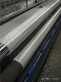 Fibre discontinue tissée en verre de fibre pour la fabrication de piscine