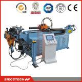 Dw38CNC Machine à cintrer à tuyau hydraulique à commande automatique complète Exhuast CNC