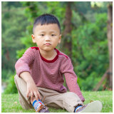 Phoebee Wholesale Knitted Spring / Autumn Boys Clothes