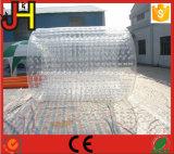 PVC transparente agua inflables inflables RODILLO rodillo para la venta