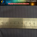 4mm Polyester Y / D Stripe Tecido para Suit Trousers