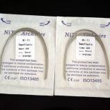 Collegare elastico eccellente ortodontico dentale dell'arco rotondo di Niti