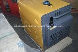generador portable silencioso la monofásico 5kVA para el hogar