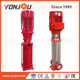Bomba vertical de la tubería de múltiples etapas de Yonjou