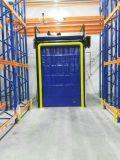 Hochgeschwindigkeits das Isolier-Belüftung-Gewebe rollen oben Gefriermaschine-Türen