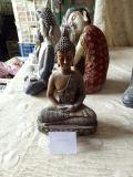 Hot Sale Resin Decoração para casa Estátua de Buda