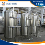 Промышленное обессоленное оборудование очищенное водой