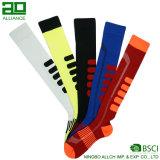 Kundenspezifische Mann-Fußball-Komprimierung-Socken