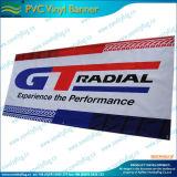 Via che fa pubblicità al vinile della bandiera (NF26P07005)