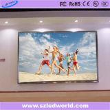 Vídeo interno de exibição de tela LED de cor completa para publicidade (CE, RoHS, FCC, CCC, P3, P6)