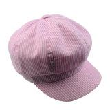8 Panneau fait sur mesure Visor Hat Fashion Newsboy Cap Lady Hat