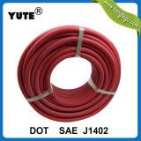 DOT SAE J1402 EPDM Borracha Conjunto de mangueira de freio de ar vermelho