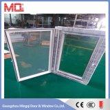 60의 시리즈 여닫이 창 작풍 PVC 그네 Windows