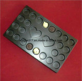 PS Black Chocolate Blister Packing Tray