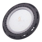 IP65 Dimmable 200W UFO Industrial LED High Bay Lighting