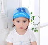 El casquillo caliente del bebé del algodón de la manera de 2017 ventas embroma el casquillo de los niños del casquillo