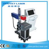 De Laser die van de Buis van het Metaal van Co2 voor het Leer van de Doek Plastic Glas merken