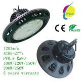 都市100W 150W 200W UFO LEDの高い湾上の低価格