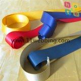 Tessitura di Microgroove, tessitura di nylon d'imitazione della pianura del poliestere per gli accessori del sacchetto