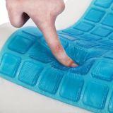 Cuscino di raffreddamento di salute di protezione del collo del cuscino di profilo della gomma piuma di memoria del gel