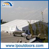 Напольный большой ясный шатер выставки шатёр хранения пяди для сбывания