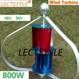 """AC 48V96V 800W """"Q"""" type turbine éolienne verticale Prix Chine"""
