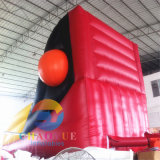 Dispara Baloncesto inflables inflables juego Baloncesto juego de deportes