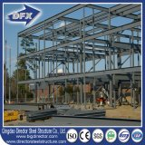Qingdao a préfabriqué la structure métallique légère construisant l'étage multi