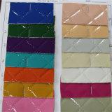 cuoio lucido dell'unità di elaborazione di Sureface dello specchio di 1.1mm per i sacchetti (8380)