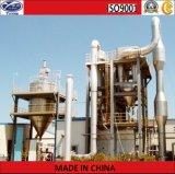 Uso dell'essiccatore del flusso di aria in materiale dell'amido in derrate alimentari
