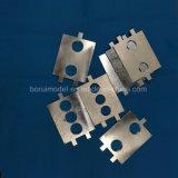 Выполненные на заказ части CNC подвергая механической обработке алюминиевые запасные