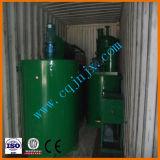 Olio per motori usato rendimento del motore dell'olio di 90% che ricicla la macchina di distillazione al nuovo olio