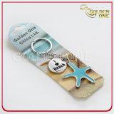 공상 병따개를 가진 디자인 바닷가 바지에 의하여 인쇄되는 금속 Keychain