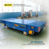 Automobile di trasferimento a pile per la strumentazione di maneggio del materiale sulle rotaie
