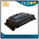 Automatiquement le contrôleur solaire de charge de 12V 24V avec du ce et le RoHS a reconnu (ST2-30)