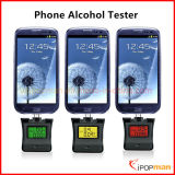 2 em 1 Alcool Tester Breath Analyzer Alcool Breathalyzer Sensor