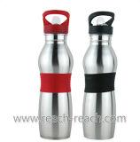 Frasco de desportos aquáticos, garrafa de água em aço inoxidável (R-9015)