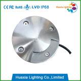옥외 3W IP68 LED Inground&Underground 빛
