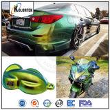自動車ペンキは車のペンキのためのカメレオンの顔料に彩色する