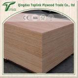 face de bois dur de 18mm prix chaud de contre-plaqué de presse de deux fois des meubles