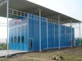 Cabine da pintura do Downdraft da cabine de pulverizador do barramento auto com Ce