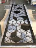 Il divisorio dell'acciaio inossidabile seleziona su ordine come schermo del portello scorrevole