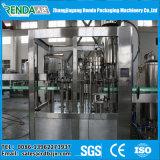 8000bph 3 em 1 bebida de gás/máquina de enchimento de bebidas carbonatadas/equipamento