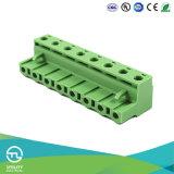 PCB 끝 구획 Ma2.5/H7.62 Plaggable 연결관