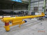 het u-Type Sicoma van 323mm Transportband van de Schroef van de Buis de Spiraalvormige