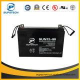 De Zure Batterij van het lood voor UPS (12V 90Ah)